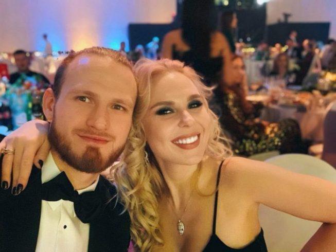 Красавица-невеста: Лиза Арзамасова примерила свадебное платьевћ¤ Главное.net