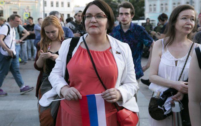 У депутата Галяминой провели обыск ➤ Главное.net