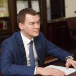 Михаил Дегтярев назначен врио главы Хабаровского края ➤ Главное.net