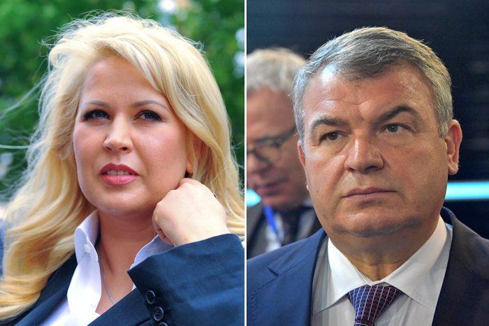 Фото жены Сердюкова потрясло Интернет ➤ Главное.net