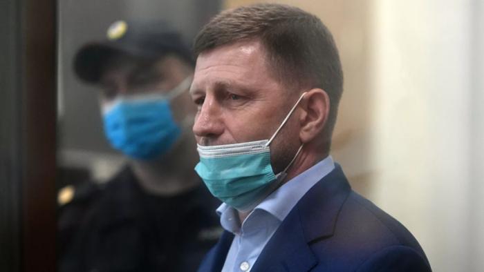 Мосгорсуд оставил под арестом Сергея Фургала ➤ Главное.net