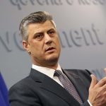 Лидер Косова дает показания по военным преступлениям ➤ Главное.net