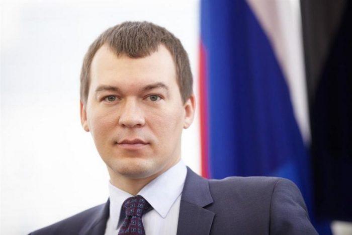 Стало известно, кем заменят Фургала в Хабаровске ➤ Главное.net