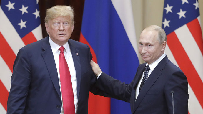 Трамп оценил ум Путина ➤ Главное.net