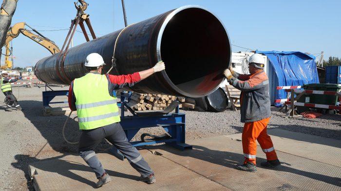 Газпром может неспешить сдостройкой «Северного потока 2» ➤ Главное.net