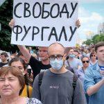 Кремль прокомментировал акции за Фургала в Хабаровске ➤ Главное.net