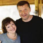 Парфенов с женой покинули Россию ➤ Главное.net