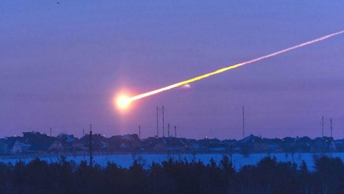 Раскрыта история происхождения «странных» метеоритов: они упали на Землю в 60-е ➤ Главное.net