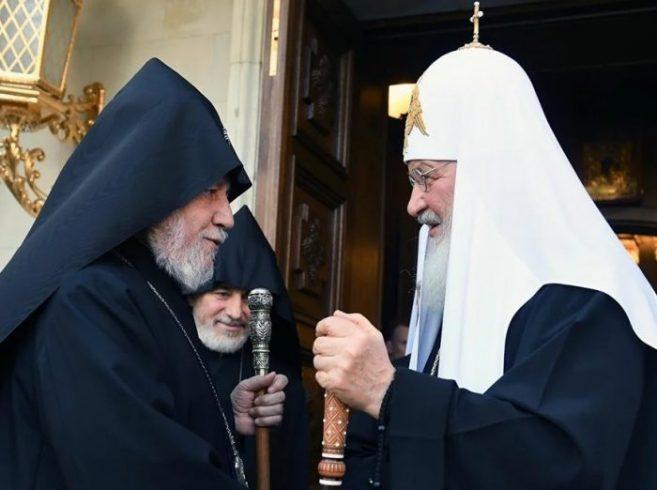 Чем Армянская Церковь отличается от Русской Православной? ➤ Главное.net
