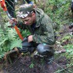 Адвокат семьи Баховых побывала в демидовском лесу ➤ Главное.net