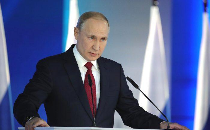 Путин поручил бесплатно вакцинировать россиян ➤ Главное.net