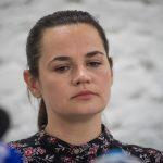 Тихановская впервые вышла на связь после пропажи (видео) ➤ Главное.net