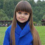Девочка-кукла: как живет самый известный и красивый ребенок в мире ➤ Главное.net
