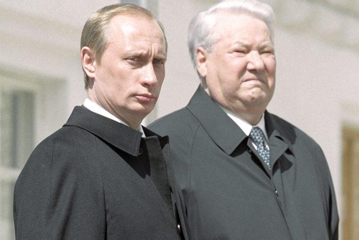 Реакция на слова Лукашенко про нелюбовь Ельцина к Путину ➤ Главное.net