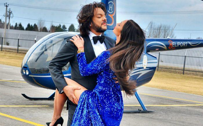 Киркоров стащил платье с Бузовой, пока та при всех танцевала на столе ➤ Главное.net