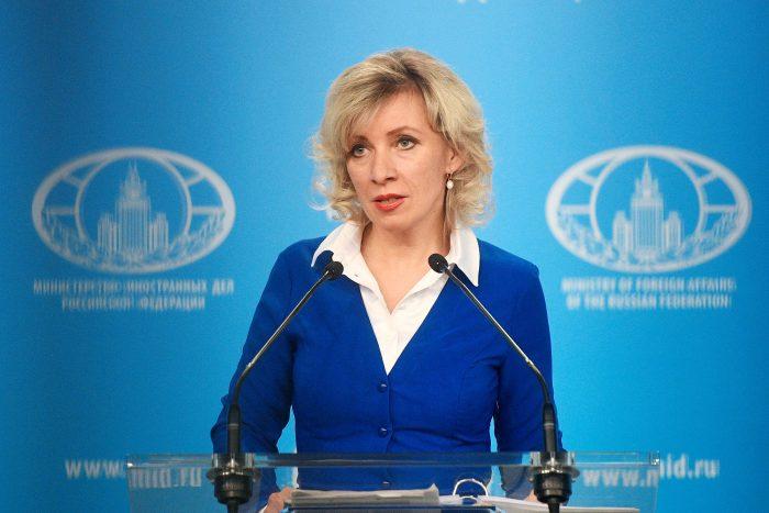 Захарова: «Вина задержанных в Белоруссии россиян не доказана» ➤ Главное.net