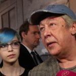 19-летняя дочь актера Ефремова показала голое селфи из душа (фото) ➤ Главное.net