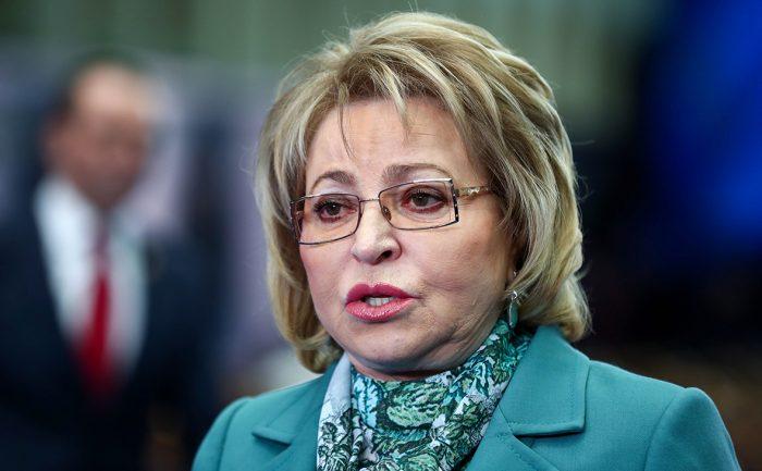 Матвиенко хочет изменить важный стратегический документ, принятый кабинетом Медведева ➤ Главное.net