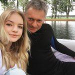 Дочь Пескова заставляла его краснеть своим внешним видом ➤ Главное.net
