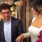 Какая красивая пара! В Сеть попали фото со свадьбы Заурбека и Мадины ➤ Главное.net