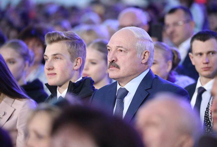 Какие шансы на президентство у Коли Лукашенко ➤ Главное.net