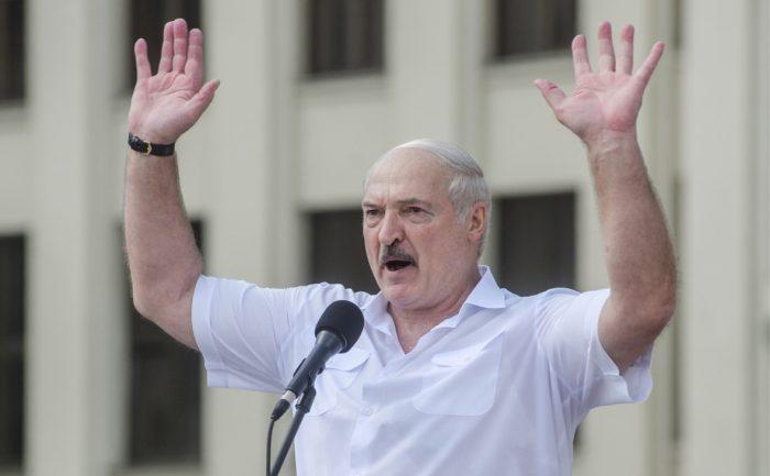 Лукашенко приводит армию в боеготовность ➤ Главное.net
