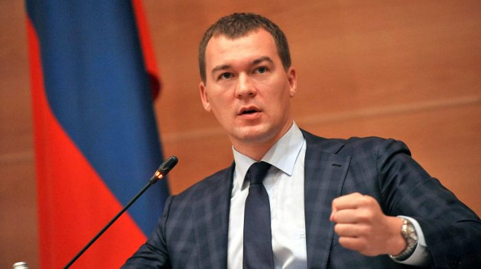 Дегтярев обещает не повышать свою зарплату на посту губернатора ➤ Главное.net