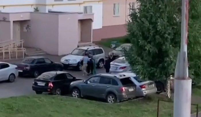 Опозорили войска: драку ВДВшников сняли на камеру ➤ Главное.net