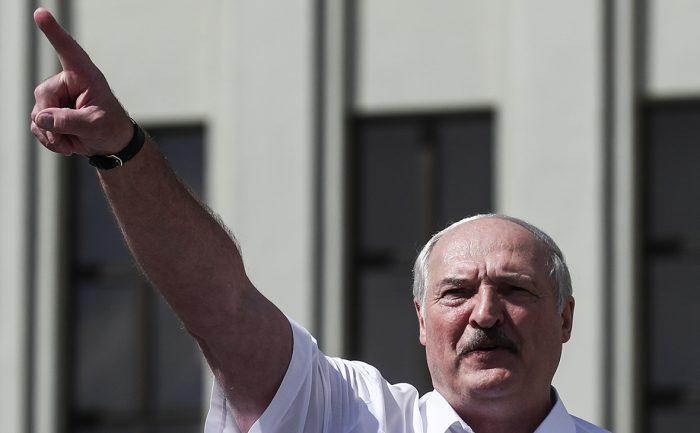 «Дают деньги не скрывая»: Лукашенко винит Запад в протестах ➤ Главное.net