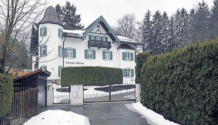 Дом Михаила Горбачева в Германии: как он выглядит