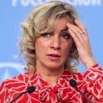 С какой целью Захарова обидела президента Сербии, а потом извинилась ➤ Главное.net