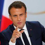 Макрон в Вильнюсе заявил, что ему все ясно по делу Навального, но Сенат Франции с ним не согласился ➤ Главное.net