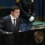 Речь Зеленского в ООН «об агрессии РФ на Донбассе» не захотели переводить с украинского ➤ Главное.net