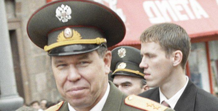 Почему генерал Рохлин призывал к импичменту  Ельцина ➤ Главное.net