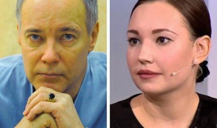 Голая дочь Любови Успенской попала в очередной скандал➤ Главное.net
