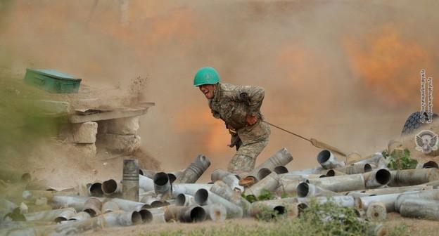 Азербайджан начал широкомасштабное наступление вКарабахе ➤ Главное.net