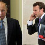 Путин ответил Макрону про отравление Навльного «Новичком» ➤ Главное.net