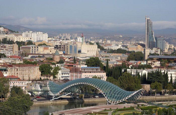 В центре Тбилиси прогремел взрыв: есть жертвы ➤ Главное.net