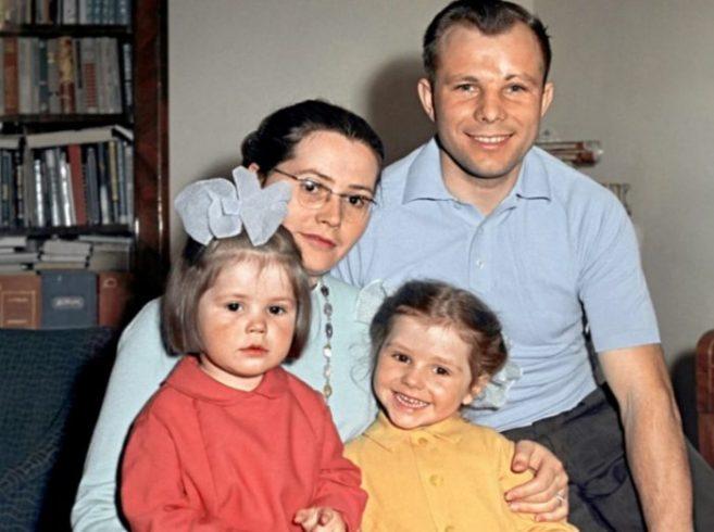 Земной быт космонавта: как жил Юрий Гагарин (фото) ➤ Главное.net