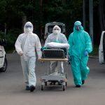 В Москве начали выводить из резерва койки для больных COVID-19 ➤ Главное.net
