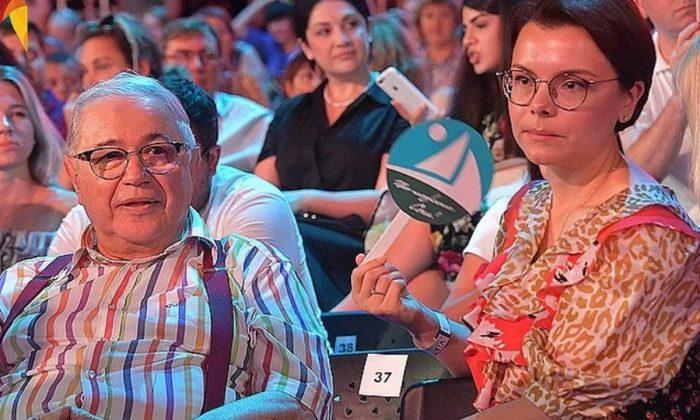 Петросян впервые показал полугодовалого сына (фото) ➤ Главное.net