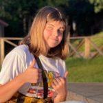 Найдена 12-летняя дочь московского дизайнера Диана Жулина ➤ Главное.net