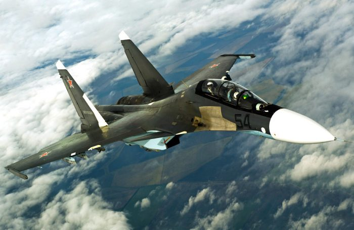 Разбившийся под Тверью Су-30 мог быть сбит другим самолетом ➤ Главное.net