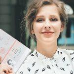 Красавица-невеста: Лиза Арзамасова примерила свадебное платье ➤ Главное.net