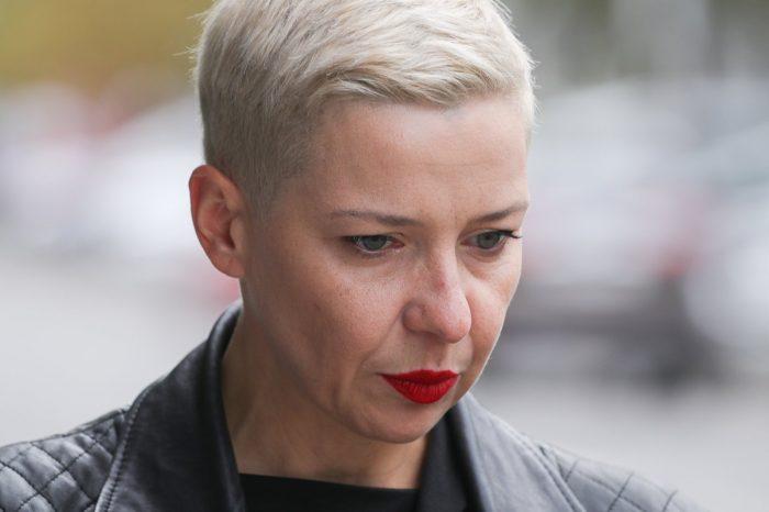 Стало известно местонахождение Марии Колесниковой ➤ Главное.net