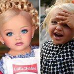 Девочка, похожая на Барби: выросла и преобразилась. Её внешность спустя 10 лет ➤ Главное.net