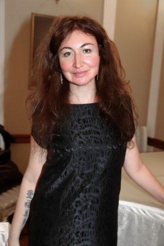 Бывшая жена Баскова вышла в свет впервые за 10 лет 3