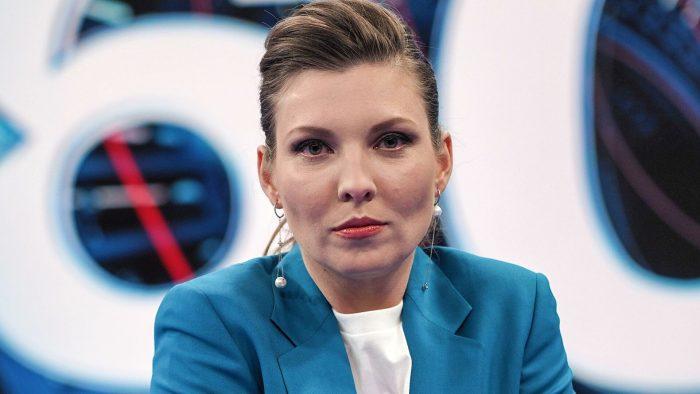 Откуда взялась скандальная ведущая Ольга Скабеева ➤ Главное.net