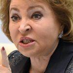 """""""Совести нет, там сплошной цинизм"""": Матвиенко раскритиковала «Норникель» ➤ Главное.net"""