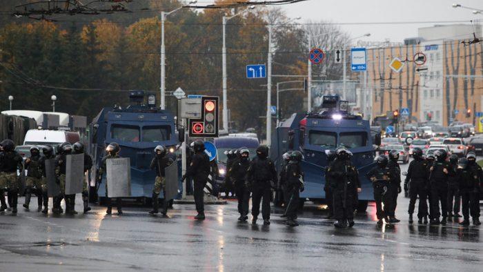 Более 700 задержанных: как вчера прошли митинги в Белоруссии ➤ Главное.net